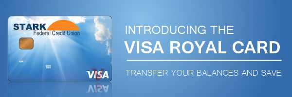 Visa Royal Card