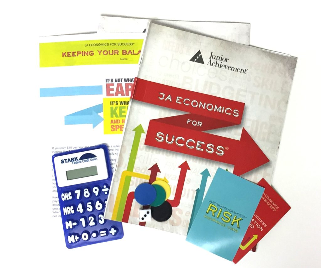 Junior Achievement educational materials
