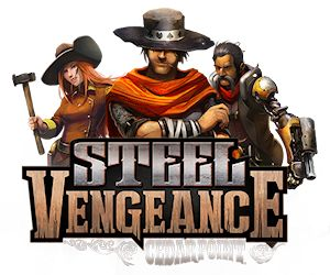 Cedar Point Steel Vengeance logo