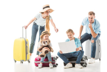 Have Your Kids Budget Your Vacation!
