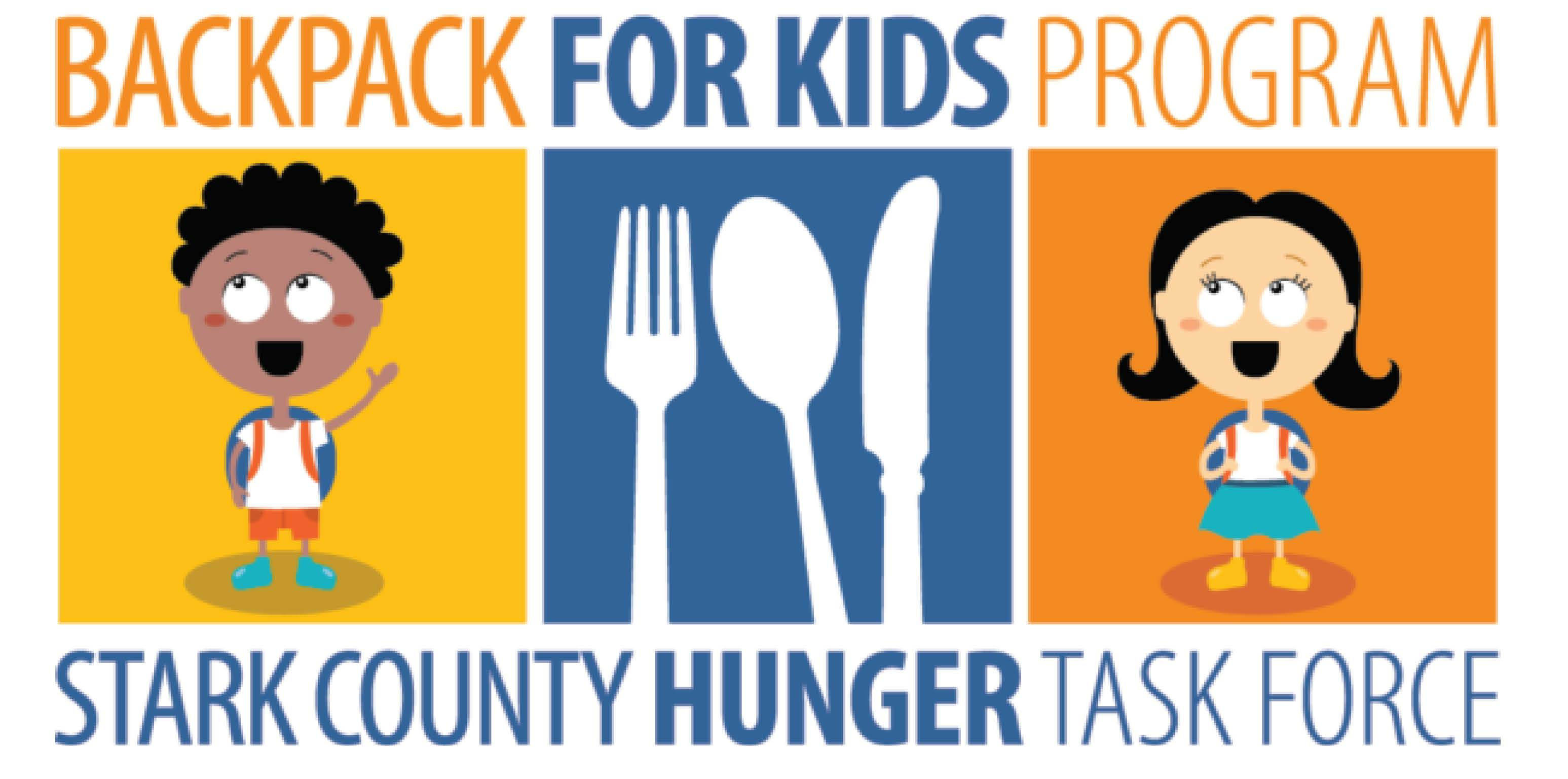 backpack for kids program stark county hunger task force