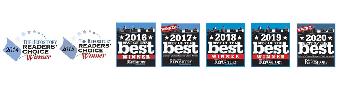 Readers choice best of the best winner